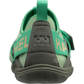 Helly Hansen Hydromoc Zapatillas Slip-On Mujer, light mint/spring bug/shadow